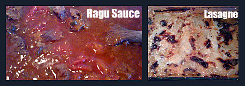 From Ragu to Lasagne